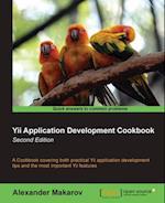 Yii Application Development Cookbook af Alexander Makarov
