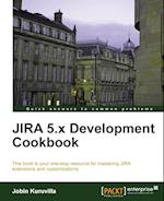 JIRA 5.X Development Cookbook af Jobin Kuruvilla