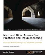 Microsoft DirectAccess Best Practices and Troubleshooting af Jordan Krause