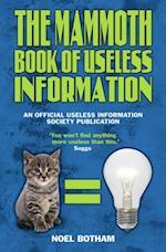 Mammoth Book of Useless Information