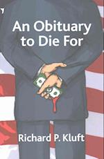 An Obituary to Die for (Karnac Library)