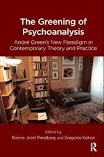 The Greening of Psychoanalysis