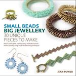 Small Beads, Big Jewellery af Jean Power