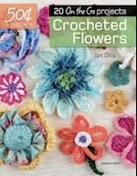 Crocheted Flowers (50 Cents a Pattern)