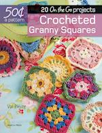 Crocheted Granny Squares (50 Cents a Pattern)