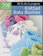 Knitted Baby Booties (50 Cents a Pattern)