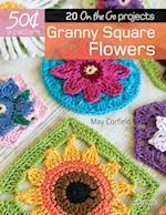 Granny Square Flowers (50 Cents a Pattern)