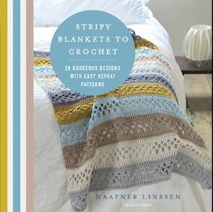 Stripy Blankets to Crochet