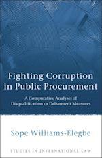 Fighting Corruption in Public Procurement (Studies in International Law)