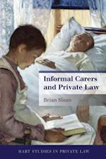 Informal Carers and Private Law (Hart Studies in Private Law)