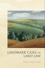 Landmark Cases in Land Law (Landmark Cases)