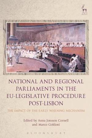 National and Regional Parliaments in the EU-Legislative Procedure Post-Lisbon