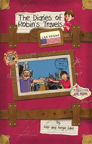 Bog, paperback The Diaries of Robin's Travels: Las Vegas