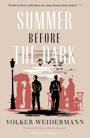 Bog, paperback Summer Before the Dark af Volker Weidermann
