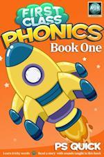 First Class Phonics - Book 1 (First Class Phonics)