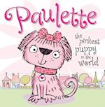 Paulette the Pinkest Puppy
