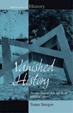 Vanished History af Tomas Sniegon