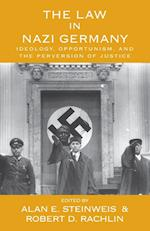 The Law in Nazi Germany (Vermont Studies on Nazi Germany and the Holocaust, nr. 5)