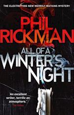 All of a Winter's Night af Phil Rickman