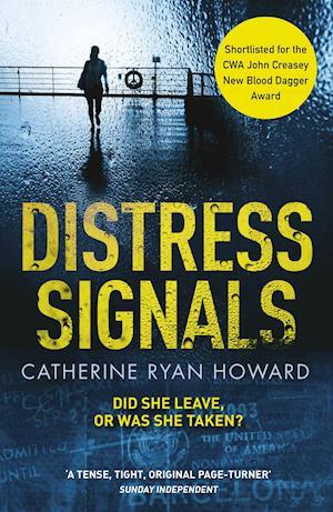 Bog, paperback Distress Signals af Catherine Ryan Howard
