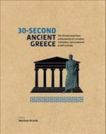 30-Second Ancient Greece (30-Second)