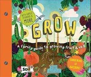 Bog, hardback Grow af Ben Raskin
