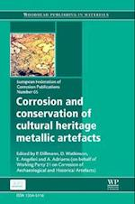 Corrosion and Conservation of Cultural Heritage Metallic Artefacts (European Federation of Corrosion EFC Series, nr. 65)