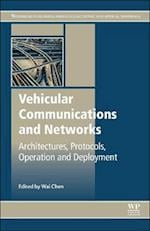 Vehicular Communications and Networks (Woodhead Publishing Series in Electronic and Optical Materials, nr. 72)