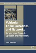 Vehicular Communications and Networks (Woodhead Publishing Series in Electronic and Optical Materials)
