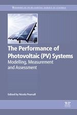 Performance of Photovoltaic (PV) Systems