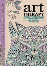 The Art Therapy Colouring Book (Art Therapy)
