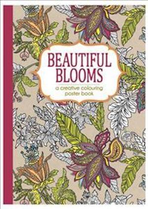 Bog, paperback Beautiful Blooms