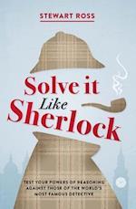 Solve it Like Sherlock