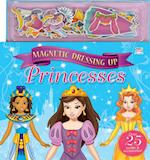 Magnetic Dressing Up Princesses [With Magnetic Clothes]