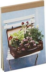 My Garden Postcard Book