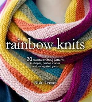 Bog, paperback Rainbow Knits af Nicki Trench