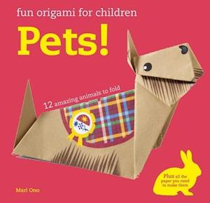 Fun Origami for Children: Pets!