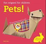 Fun Origami for Children: Pets! af Mari Ono