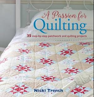 Bog, paperback A Passion for Quilting af Nicki Trench