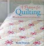 A Passion for Quilting af Nicki Trench
