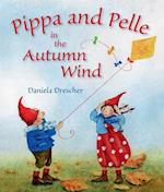Pippa and Pelle in the Autumn Wind