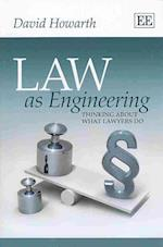 Law as Engineering af Howarth, David