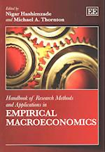 Handbook of Research Methods and Applications in Empirical Macroeconomics af Nigar Hashimzade