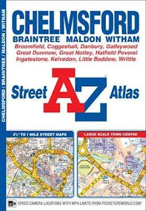 Chelmsford A-Z Street Atlas