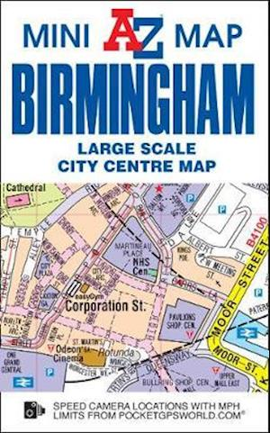 Ukendt format Birmingham Mini Map