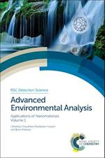 Advanced Environmental Analysis (RSC Detection Science, nr. 9)