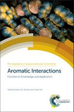 Aromatic Interactions (Monographs In Supramolecular Chemistry, nr. 20)