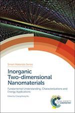 Inorganic Two-dimensional Nanomaterials (Smart Materials Series, nr. 27)