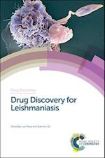 Drug Discovery for Leishmaniasis (Drug Discovery, nr. 60)