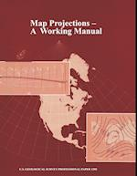 Map Projections: A Working Manual (U.S. Geological Survey Professional Paper 1395) af John P. Snyder